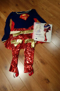 Supergirl costume, women's small- S (4/6)
