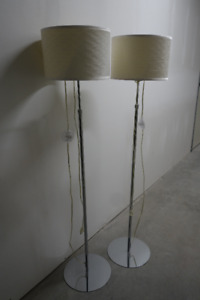Pair of Modern Floor Lamps