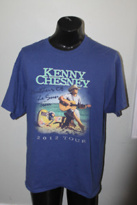 Kenny Chesney Brothers of the Sun Tour 2012 XL T-shirt