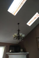 Need Drywaller to Frame/Finish 2 Small Skylights