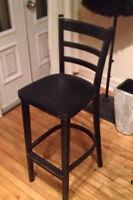 LOT de 2 chaises hautes