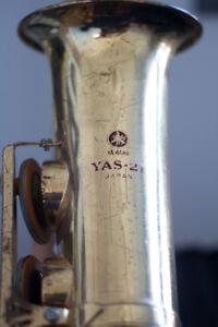 Yamaha YAS-21 Alto sax