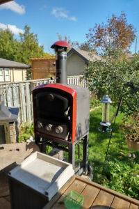 Outdoor Wood Oven