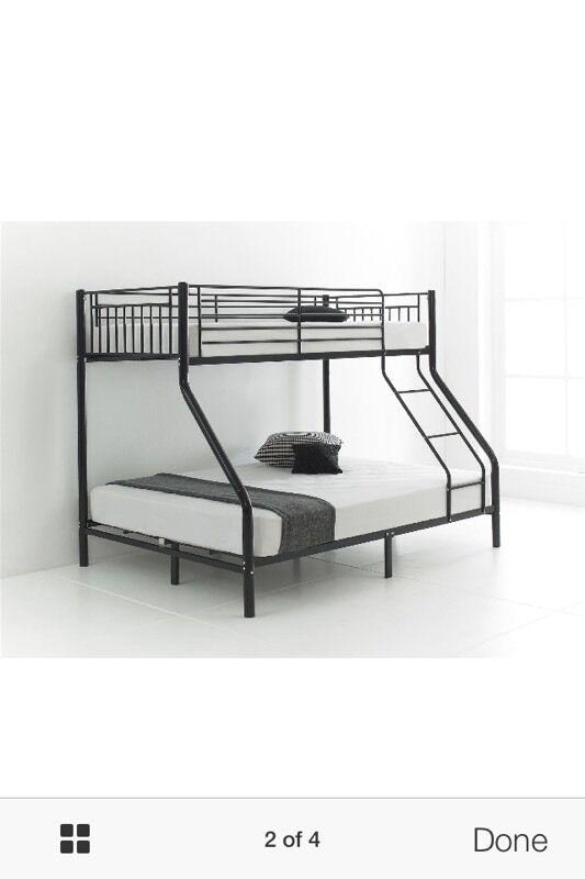 Triple mattel bunk bed in colliers wood london gumtree for Gumtree bunk beds