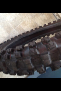 """DIRT BIKE TIRES.   19"""".  And.  21"""".   $50"""