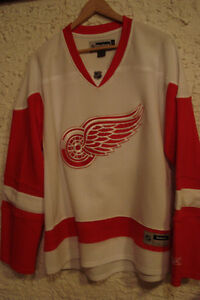 NHL Detroit Red Wings Jersey