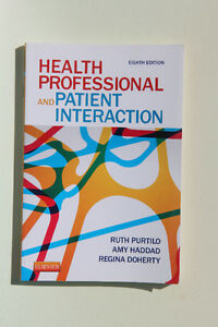 Health Professional and Patient Interaction, 8th Edition