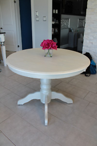 Beautiful Kitchen Table Re Done