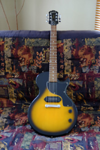 AWESOME Epiphone (Gibson) Les Paul Jr. with P90!!