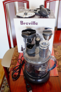 Breville all-in-one Food Processor