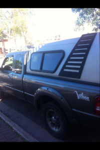 2007 Ford Ranger 1/4 ton  Decals on both side Pickup Truck