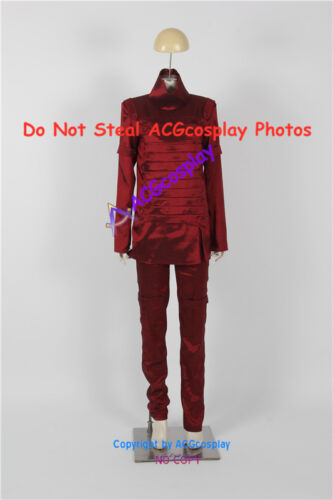 Hellsing Alucard Cosplay Costume dark red version ACGcosplay