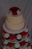 """Wedding Cakes by """"The Cake Butler"""""""