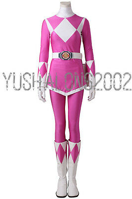 Mighty Morphin Power Rangers ZYURANGER Mei Cosplay Kostüm costume Outfit - Morphin Power Ranger Kostüm