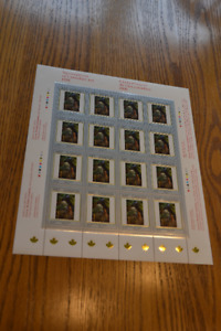 Stamps: Canada 1991 Emily Carr Art. Scott 1310