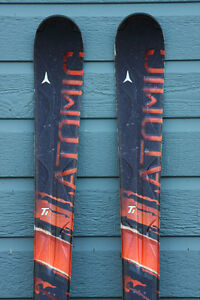 Ski atomic Nomad Blackeye Ti 171cm West Island Greater Montréal image 1