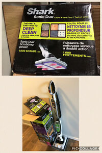 Brand new (just used once) Hard Floor Cleaner