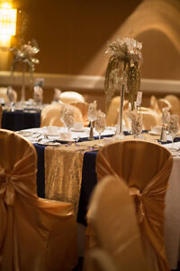 Elegant Gold Lighted Table Centers Regina Regina Area image 4