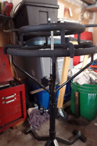 Motorcycle Tire Changer Stand