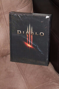 Diablo 3 Limited Edition Strategy Guide With Metal Bookmark West Island Greater Montréal image 1