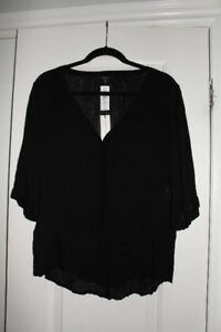 Aritzia Babaton Jonah Blouse - Size S - $65