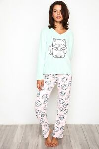 NEW Cat Pajama Set, Urban Heritage, size XL. $20