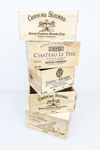 Wedding Table Centre Pieces - Re-sized French Wine Crates Regina Regina Area image 4