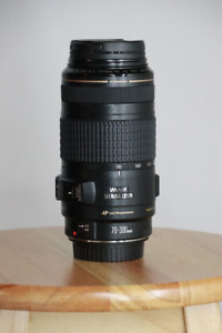 Canon EF 70-300 mm IS 4-5,6