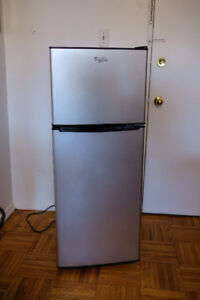 Whirlpool 4.6 cubic feet refrigerator WH46TS1E can deliver