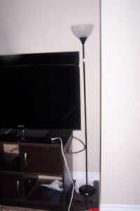 ikea floor stand uplight for sale, with bulb, pick up only