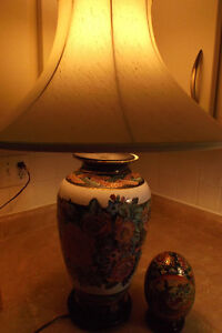 Pair Lamps, Chinese style REDUCED