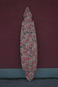 Brand New Hand-Crafted and Painted Longboard Deck