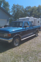 1990 Ford 4x4 Extended Cab