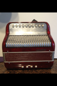 For Sale Busilacchio Accordion
