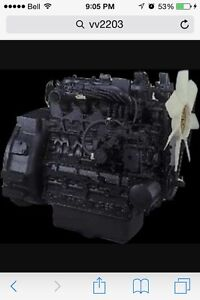 Looking for a Kubota v2203 engine