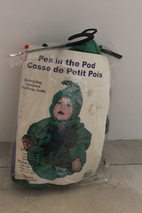 Pea In A Pod Costume 0-3 Months