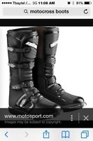 Wanted size 8 mx boots