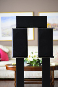 Polk Audio home theater speakers