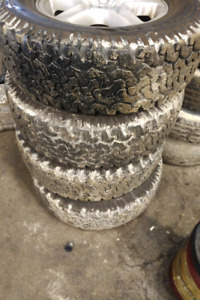 Tires and Rims 235/70/R16