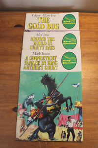 Vintage Set of 3 King Classics Comic Style Books London Ontario image 1