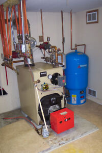 Furnace UPGRADE  for 4-8 unit apartment Building