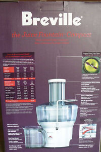 Juicer - Breville Juice Fountain Compact