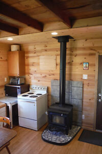 Cabins available for rent.  HWY #6  Interlake  RM Grahamdale
