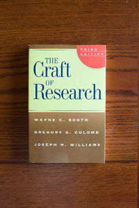 The Craft of Research - Booth,Colomb, Williams
