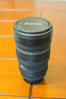 Sigma 15-30mm 3.5-4.5 DG for Canon