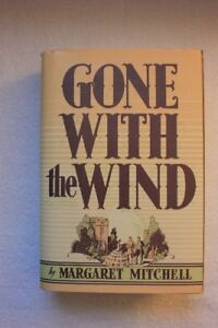 Hardcover Copy of Gone With The Wind
