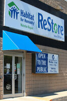 Retail and Warehouse Associates Wanted - VOLUNTEER