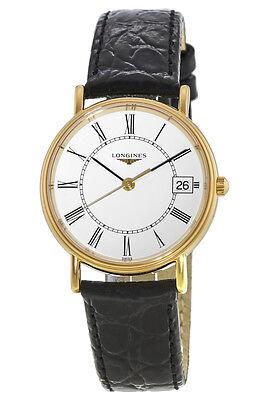 New Longines Presence Women's Watch L4.320.2.11.2