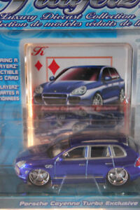 Maisto Players Diecast Porsche Cayenne Turbo (VIEW OTHER ADS)