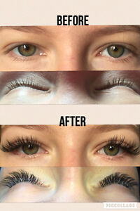 Eyelash Extensions Student Special!! Strathcona County Edmonton Area image 1